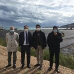 Sistemazione dei piazzali del porto di Gaeta, lavori quasi conclusi