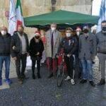 """""""Compra italiano, compra locale"""": successo anche a Fondi per la campagna di FdI"""