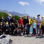 Spiagge e Fondali Puliti: oltre 200 chili di rifiuti recuperati al Porticciolo di Caposele