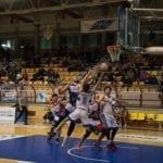 Basket, al Meta Formia il derby con Virtus Cassino