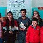 Gli alunni dell'Istituto  Chiominto premiati dal Trinity College London