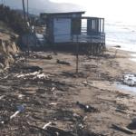 Erosione della costa: necessario intervenire con programmazione sul litorale di Fondi