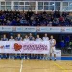 Latina Basket, i nerazzurri si impongono su Treviglio: vittoria schiacciante per 80 a 57