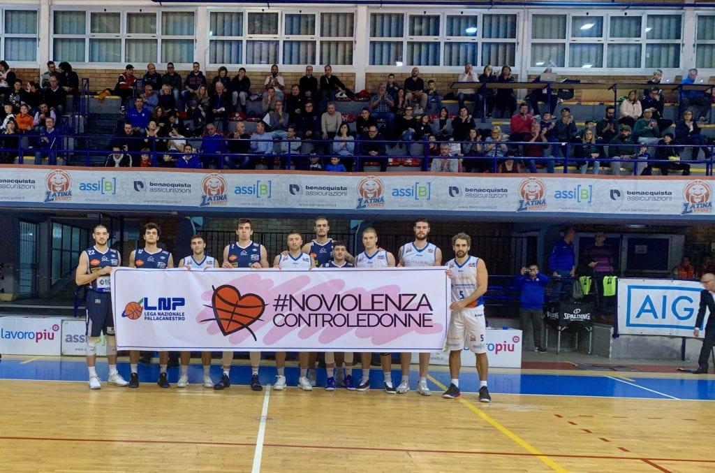 Latina Basket, i nerazzurri si impongono su Treviglio: vittoria schiacciante per 80 a 57 - h24 notizie