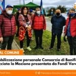 """Stabilizzazione personale Consorzio di Bonifica, Fondi Vera: """"Irrispettoso no a mozione"""""""