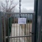 Lenola stazione radio, antenna sequestrata, Carduso 2