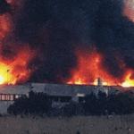Incendio alla LOAS di Aprilia, dubbi sull'Autorizzazione Unica Ambientale