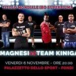 """Prima il docufilm su Sky, poi l'incontro """"mondiale"""" a Fondi per il boxeur Magnesi"""