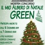 Mostra-concorso Il Mio Albero di Natale Green, come partecipare
