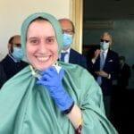 """Tiziana Cavardini racconta """"la verità"""" sul velo islamico: l'incontro a Sabaudia"""