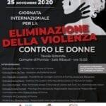 Formia, la tavola rotonda online sul Codice rosso e sulla violenza di genere