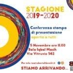 Teatro Bertolt Brecht, martedì la conferenza stampa a Formia