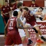 Basket Latina, la Benacquista trionfa a Trapani: terzo successo consecutivo