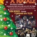 Il gruppo teatrale del Centro Trivio in scena al Villaggio Don Bosco