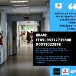 Emergenza virus, via alla raccolta fondi per l'ospedale di Formia