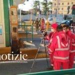 """Fondi, da martedì niente più """"zona rossa"""", ancora controlli al Mof: le nuove misure"""