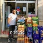 Fondi, la solidarietà non ha Paese: la donazione del commerciante indiano