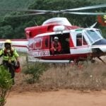 Escursionisti in difficoltà e disidratati: doppio salvataggio in elicottero al Circeo