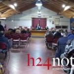 Ato4, assemblea rinviata. Ma l'incontro sull'acqua torbida va in scena – VIDEO