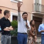 """Braccio teso del candidato sindaco FdI, l'Anpi: """"Prendiamo atto delle distanze prese da Mastrobattista"""""""
