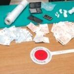 Spaccio di cocaina a Fondi, 33enne sorpreso dai carabinieri ed arrestato