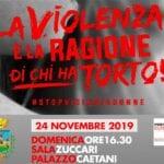 Anche Cisterna domenica 24 dice 'stop' alla violenza sulle donne