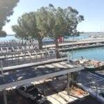 Mercato ittico della Darsena La Quercia, avviati i lavori di riqualificazione