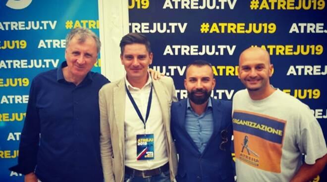 Riforme, anche a Minturno la raccolta firme di Fratelli d'Italia - h24 notizie - portale indipendente di news dalla provincia - h24 notizie