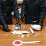 Cocaina in dosi e bilancino, arrestato pusher a Cori