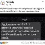 Fake news sulla zona rossa: denunciato blogger di Formia