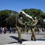 76° Anniversario della Liberazione: la cerimonia e il discorso del Prefetto