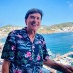 Anche Gianni Morandi fa tappa a Ponza: sfilata di vip sull'isola pontina