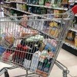 Ruba 30 euro di cibo, donna denunciata