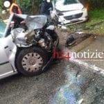 Incidente sulla Flacca, due persone ferite. Lo schianto a Fondi