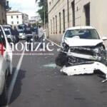 Grave incidente sull'Appia, necessaria l'eliambulanza (#VIDEO)