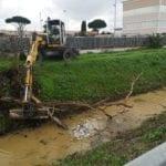 Maltempo nel Lazio, gli interventi dei Consorzi di Bonifica; resta l'emergenza