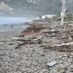 VIDEO – Gaeta, Sant'Agostino dopo l'ultima ondata di maltempo