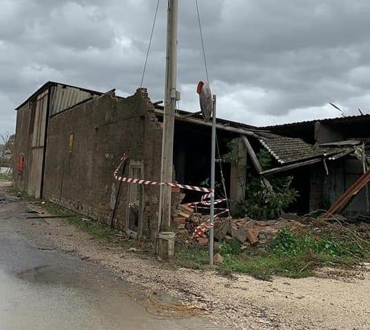 Maltempo a Minturno, le criticità e il numero per le emergenze - h24 notizie