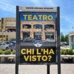 Teatro, chi l'ha visto? La campagna affissioni di FdI nelle strade di Latina