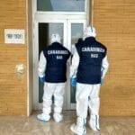 Carabinieri negli obitori: raffica di irregolarità anche in provincia di Latina