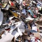 Differenziata a Latina: ripristinato il servizio della raccolta di carta e cartone
