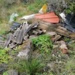 Abbandono di rifiuti nei pressi del cimitero di Itri: indagano gli uomini della Polizia locale