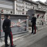 Indagine 'Omnia19': sequestrati loculi e cappelle nel cimitero di Sezze