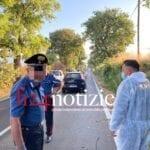 Cadavere di un 38enne sulla Fondi-Sperlonga: forse investito da un camion