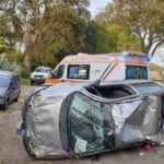 Pauroso incidente su via Pedemontana: un uomo in ospedale