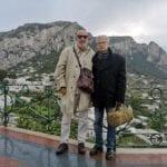L'isola è una rivoluzione, De Luca e Limonov a Capri