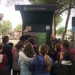 Casetta dell'acqua inaugurata presso la pineta di Vindicio a Formia