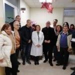 Sedia a rotelle all'ospedale di Formia, merito dell'associazione Alis