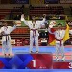 Taekwondo, da Minturno al campionato italiano di cinture rosse