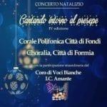"""""""Cantando intorno al Presepe"""", il concerto natalizio"""